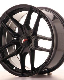JR Wheels JR25 18×8,5 ET40 5H BLANK Gloss Black