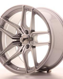 JR Wheels JR25 18×9,5 ET40 5×112 Silver Machined Face