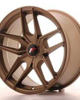 JR Wheels JR25 18×9,5 ET20-40 5H BLANK Bronze