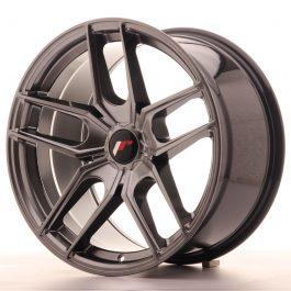 JR Wheels JR25 18×9,5 ET20-40 5H BLANK Hyper Black