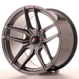 JR Wheels JR25 19×11 ET20-40 5H BLANK Hyper Black