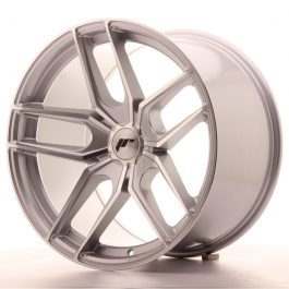 JR Wheels JR25 19×11 ET20-40 5H BLANK Silver Machined Face