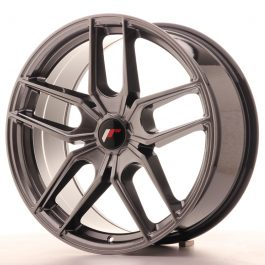 JR Wheels JR25 19×8,5 ET20-40 5H BLANK Hyper Black