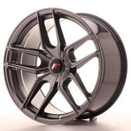 JR Wheels JR25 19×9,5 ET20-40 5H BLANK Hyper Black