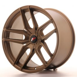 JR Wheels JR25 20×11 ET20-40 5H BLANK Bronze