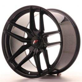 JR Wheels JR25 20×11 ET20-40 5H BLANK Gloss Black