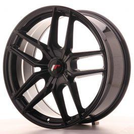 JR Wheels JR25 20×8,5 ET20-40 5H BLANK Gloss Black