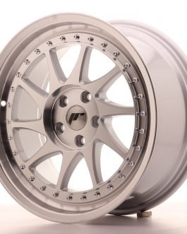 JR Wheels JR26 18×8,5 ET40 5×112 Silver Machined Face