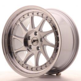 JR Wheels JR26 18×9,5 ET35 5×120 Silver Machined Face