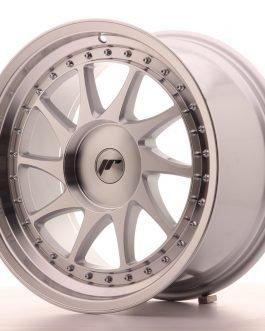 JR Wheels JR26 18×9,5 ET20-40 BLANK Silver Machined Face