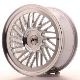JR Wheels JR27 18×8,5 ET20-40 BLANK Silver Machined Face