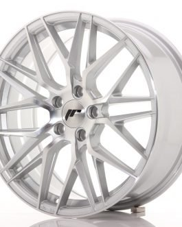 JR Wheels JR28 18×7,5 ET40 5×112 Silver Machined Face