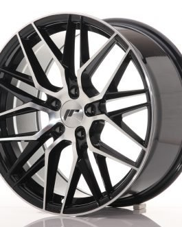 JR Wheels JR28 18×8,5 ET40 5×112 Gloss Black Machined Face