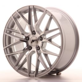 JR Wheels JR28 18×8,5 ET40 5×112 Silver Machined Face
