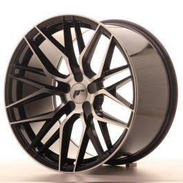 JR Wheels JR28 19×10,5 ET20-40 5H BLANK Gloss Black Machined Face