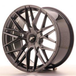 JR Wheels JR28 19×9,5 ET20-40 5H BLANK Hyper Black