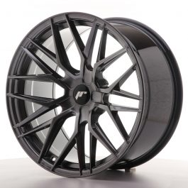 JR Wheels JR28 20×10 ET20-40 5H BLANK Hyper Black