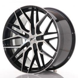 JR Wheels JR28 21×10,5 ET15-55 5H BLANK Gloss Black Machined Face