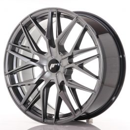 JR Wheels JR28 21×9 ET15-45 5H BLANK Hyper Black