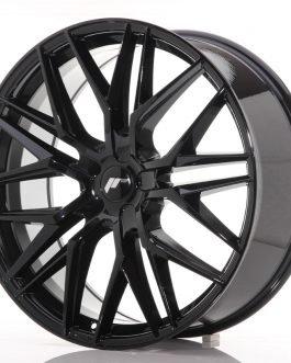 JR Wheels JR28 22×9 ET30-45 5H BLANK Gloss Black