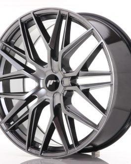 JR Wheels JR28 22×9 ET30-45 5H BLANK Hyper Black