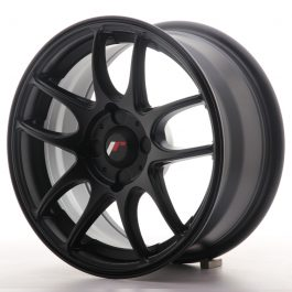 JR Wheels JR29 15×7 ET20-42 4H BLANK Matt Black