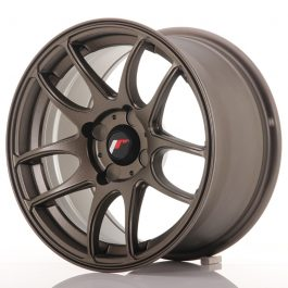 JR Wheels JR29 15×7 ET20-42 4H BLANK Matt Bronze