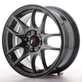 JR Wheels JR29 15×7 ET35 4×100/108 Hyper Black