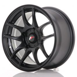 JR Wheels JR29 15×8 ET28-37 4H BLANK Matt Black