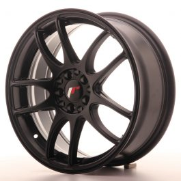 JR Wheels JR29 17×7 ET40 4×100/114 Matt Black