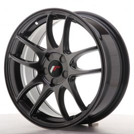JR Wheels JR29 17×7 ET20-48 5H BLANK Hyper Black