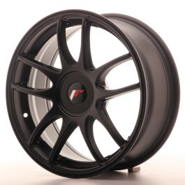 JR Wheels JR29 17×7 ET20-48 BLANK Matt Black