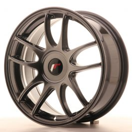 JR Wheels JR29 17×7 ET20-48 BLANK Hyper Black