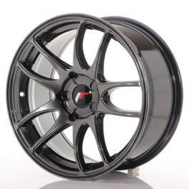 JR Wheels JR29 17×8 ET20-38 5H BLANK Hyper Black