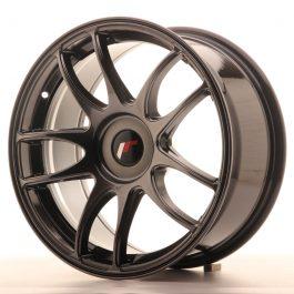 JR Wheels JR29 17×8 ET20-38 BLANK Hyper Black