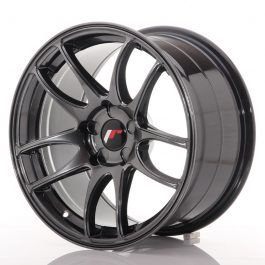 JR Wheels JR29 17×9 ET20-38 5H BLANK Hyper Black