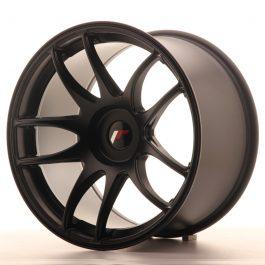 JR Wheels JR29 18×10,5 ET25-28 BLANK Matt Black