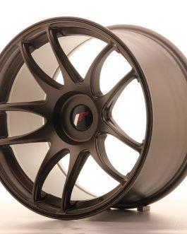JR Wheels JR29 18×10,5 ET25-28 BLANK Matt Bronze