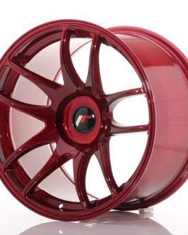 JR Wheels JR29 18×10,5 ET25-28 BLANK Platinum Red