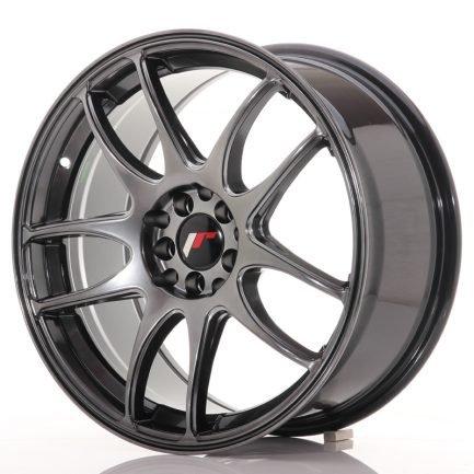 JAPAN RACING JR Wheels JR29 18x8,5 ET40 5x112/114 Hyper Black 8.50x18