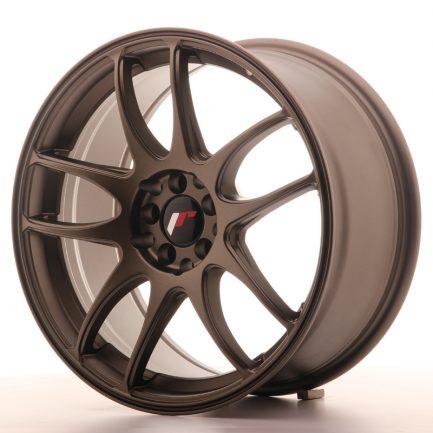 JAPAN RACING JR Wheels JR29 18x8,5 ET40 5x112/114 Matt Bronze 8.50x18