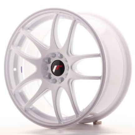 JAPAN RACING JR Wheels JR29 18x8,5 ET40 5x112/114 White 8.50x18