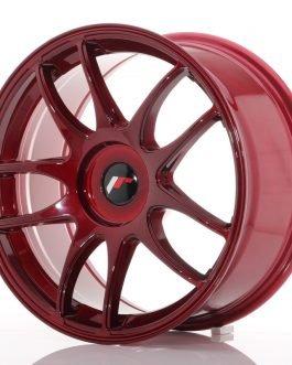 JR Wheels JR29 18×8,5 ET20-48 BLANK Platinum Red