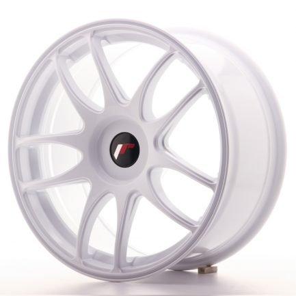 JAPAN RACING JR Wheels JR29 18x8,5 ET20-48 BLANK White 8.50x18