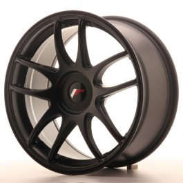 JR Wheels JR29 18×8,5 ET40-48 BLANK Matt Black