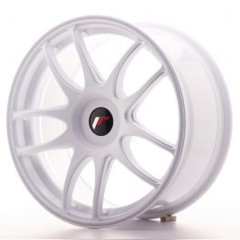 JR Wheels JR29 18×8,5 ET40-48 BLANK White