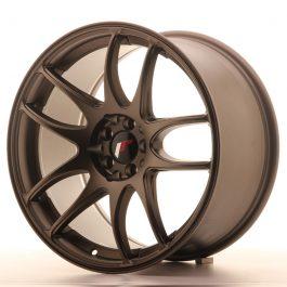 JR Wheels JR29 18×9,5 ET35 5×100/120 Matt Bronze