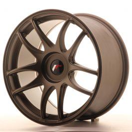 JR Wheels JR29 18×9,5 ET20-48 BLANK Matt Bronze