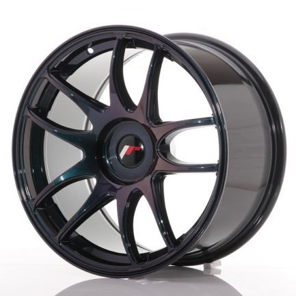 JAPAN RACING JR Wheels JR29 18x9,5 ET20-48 BLANK Magic Purple 9.50x18