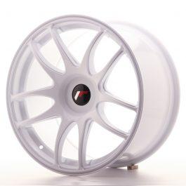 JR Wheels JR29 18×9,5 ET20-48 BLANK White